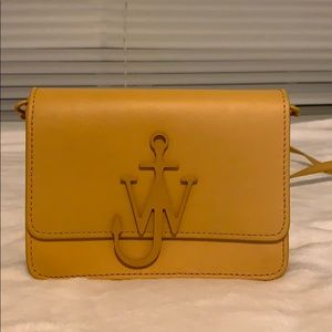 Yellow JW Anderson crossbody bag